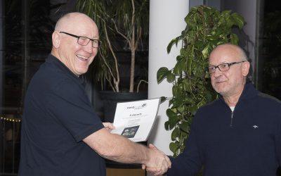 """Oswald Stenger als """"Bester Fotograf der Fotoausstellung 2018"""" ausgezeichnet"""