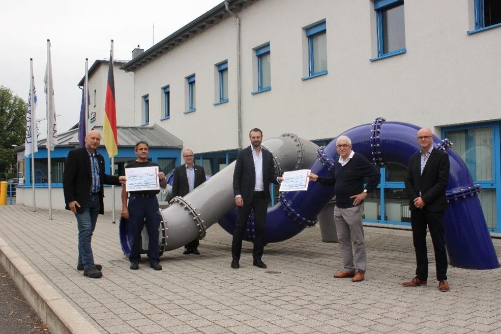 FCL ist einer der Gewinner im Düker Vereinssponsoring-Wettbewerb